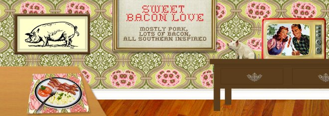 sweet bacon love