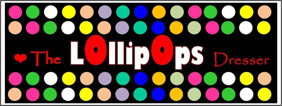 ❤The Lollipops Dresser