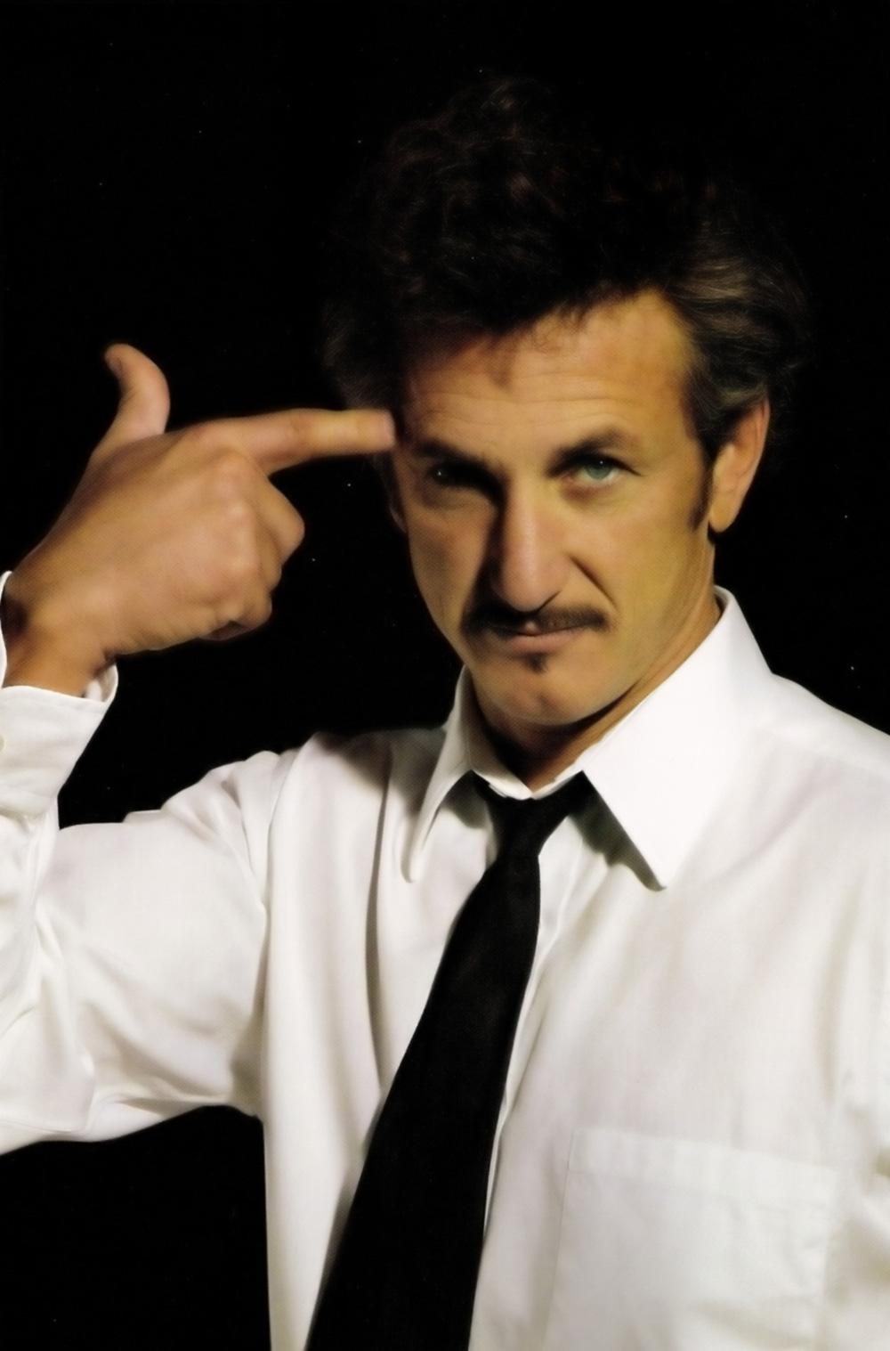 Mi Piace Questa Foto Di Sean Penn Voglio Un Sacco Di Foto In Casa