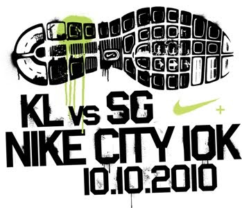 RUNNING WITH PASSION: Nike City 10K Kuala Lumpur - Official Press ...