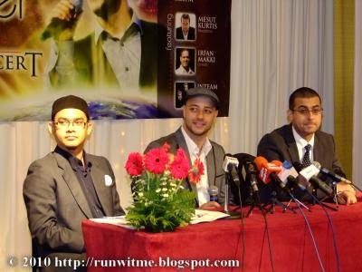 Maher Zain ماهر زين Live In Malaysia Concert 25-26 Feb 2011