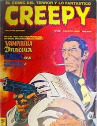 creepy: terror, fantasía, suspense...