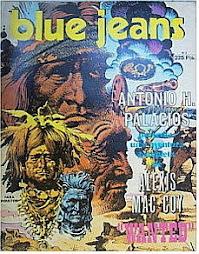 blue jeans: también de la factoría Toutain