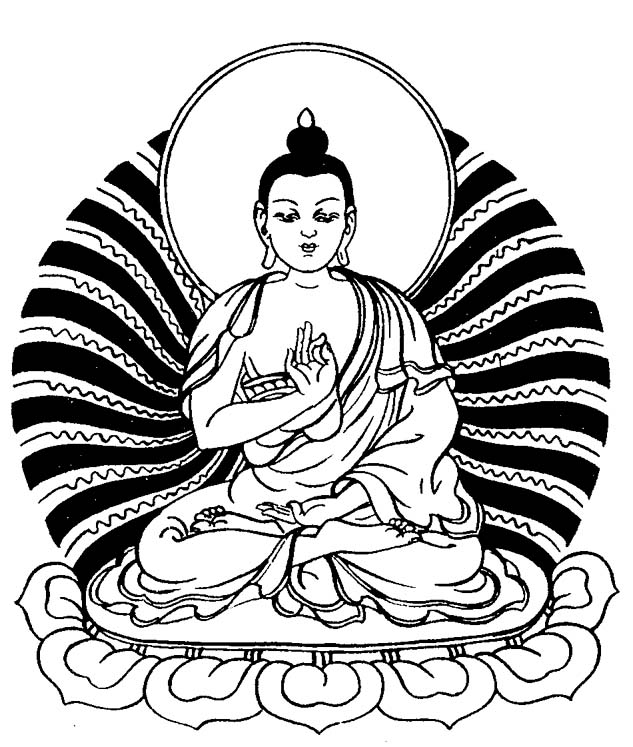 Buddha Face Line Drawing : Advocatus atheist five deconversion factors and why