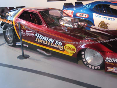Bags on The Chitown Hustler Was A Treasured Funny Car In My Hot Wheels Arsenal