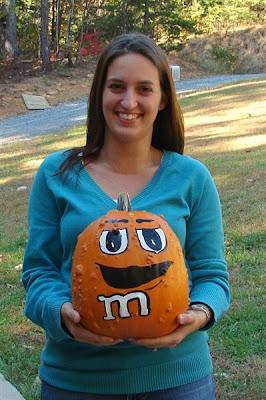 Melissa's pumpkin