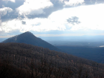 Burnt Mtn lookout