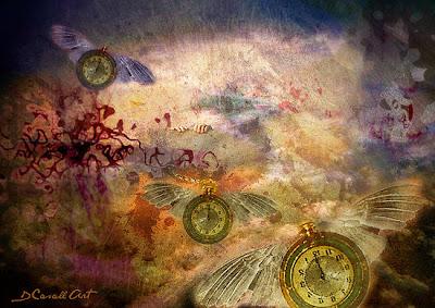 time flies by Daniela M. Casalla