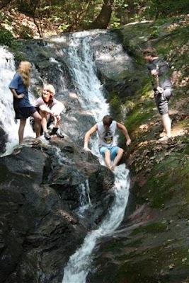 tumblin falls