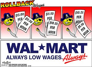 walmart big bad business Has walmart added to our economy or is it just exploiting workers  author of  the walmart revolution: how big box stores benefit consumers  retail  revolution: how walmart created a brave new world of business,.