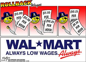 is walmart good or bad for the economy essay Walmart case study: good or bad , from an economic standpoint, walmart has just managed to expand and outdo its competitors through innovative business.