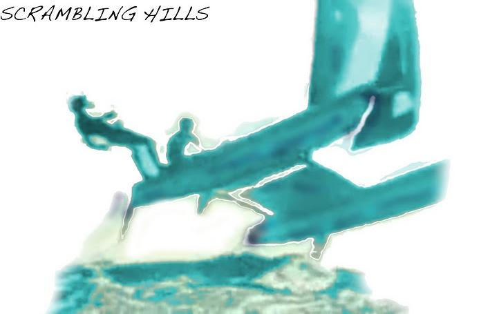 scrambling hills