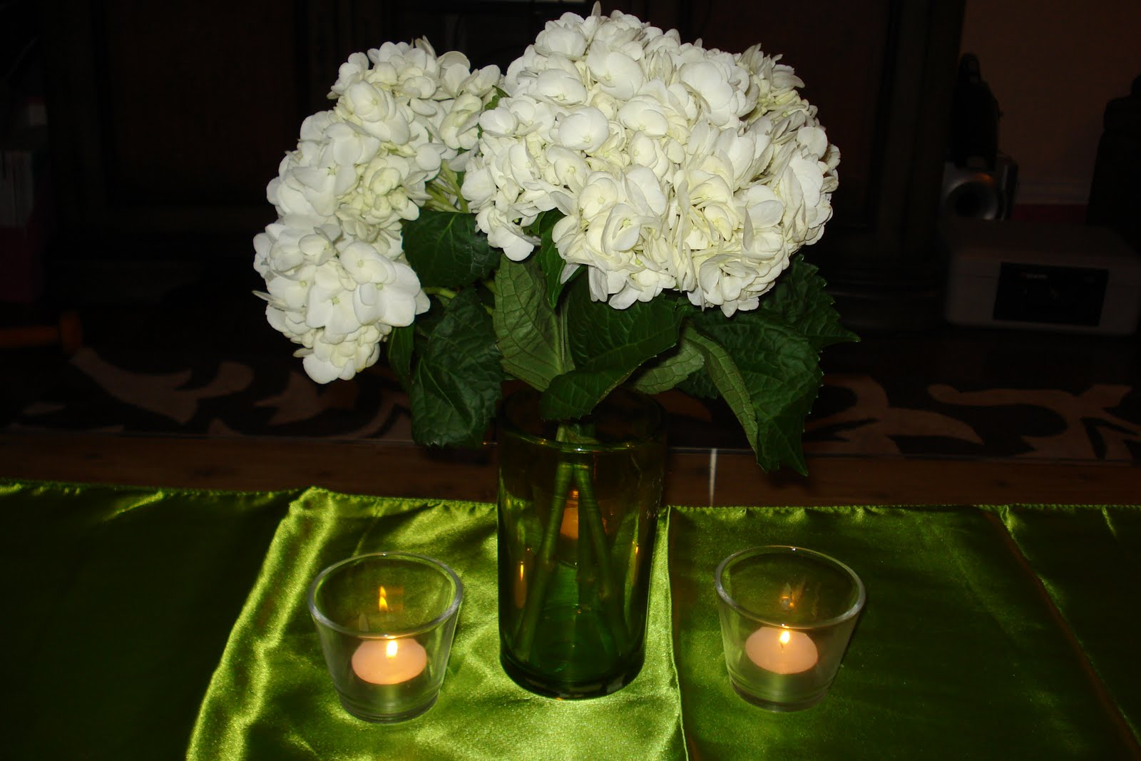 Image Result For Candles And Flowers Wedding Centerpieces