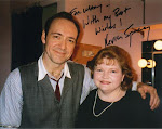 Mary and Kevin Spacey