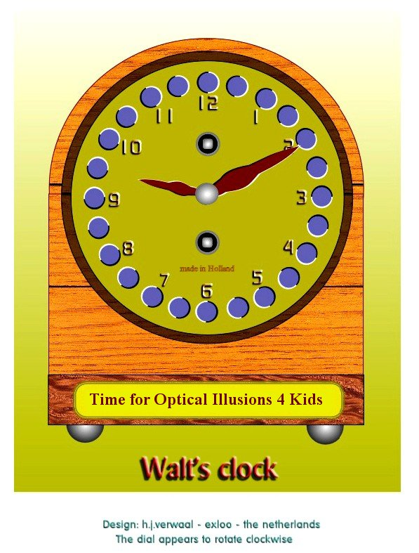 Walt's Clock