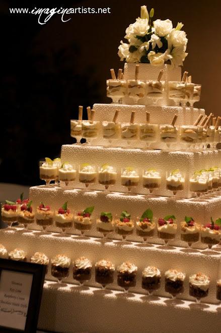 Tiered Desserts