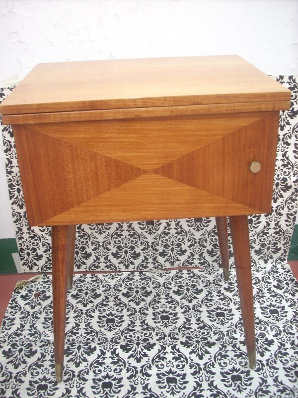 Cositas vintage muebles reciclados antiguo mueble con - Muebles vintage reciclados ...
