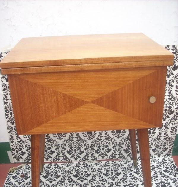Cositas vintage muebles reciclados antiguo mueble con - Muebles reciclados vintage ...