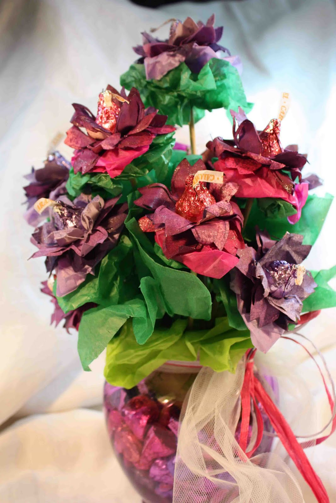 Bouquet Of Flower Kisses