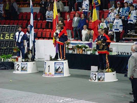 Palmarés deportivo de Pere & Blue en imágenes