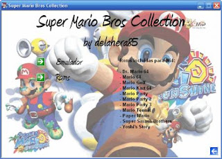 baixar Super Mario Bros. Collection download