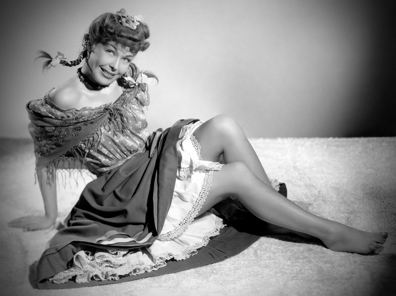 Sexy Joan Woodbury