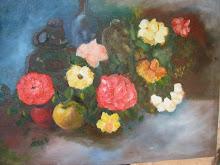Clases de Pintura al oleo basico y avanzado en Santiago de Chile