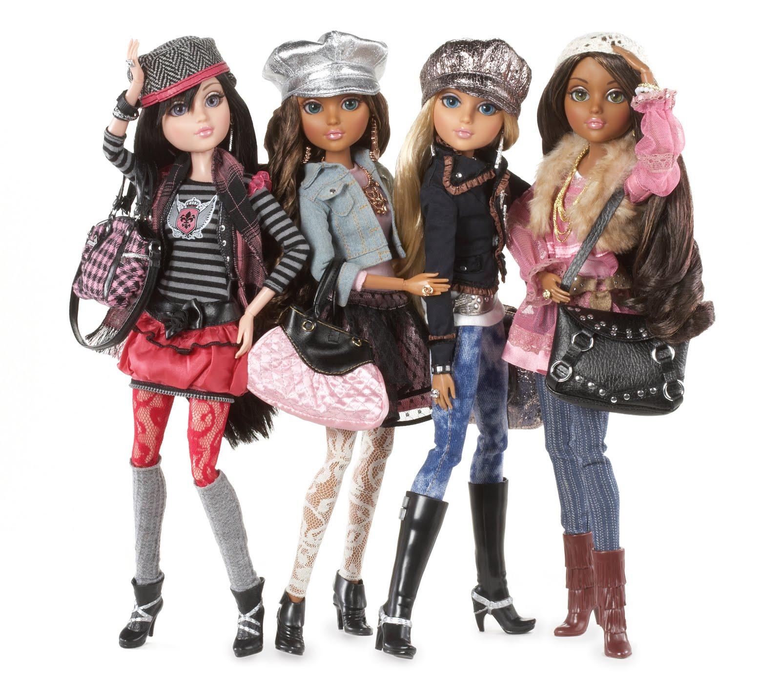 Moxie Teen Dolls