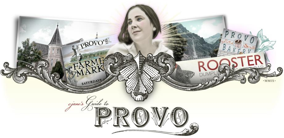 C. Jane&#39;s Guide to Provo