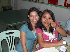 ผู้รับใช้ที่แม่ฮ่องสอน มิส นีล่า และโรด้า