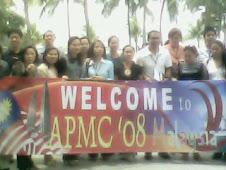 ร่วมประชุม APMC ที่มาเลเซีย