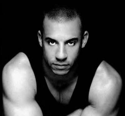 vin diesel body fat. how to get vin diesel body. Books have fallen from
