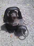 sm4 auto rear engine mounting (hydraulic)