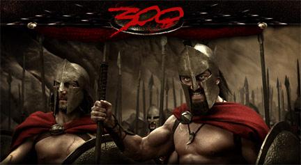 """Película:  """"300"""""""