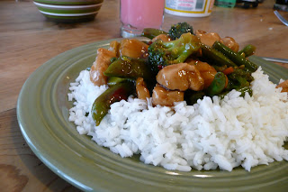 Dinner time ideas chicken and vegetable stir fry for Table 52 fried chicken recipe