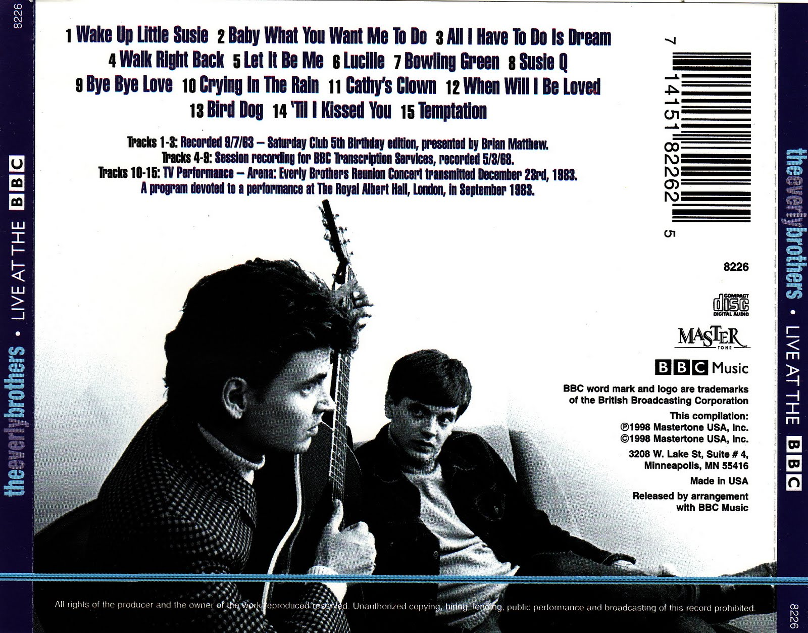 The Everly Brothers The Everly Brothers