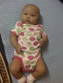 izz damia (3 months)