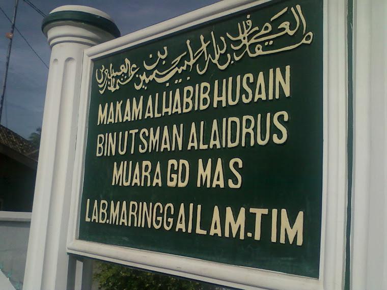 MAKAM AL HABIB HUSEN