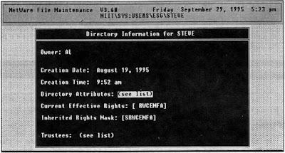 FILER - Directory Information