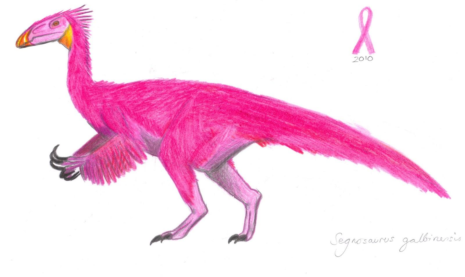 Art Evolved Life S Time Capsule Pink Dinosaur 38
