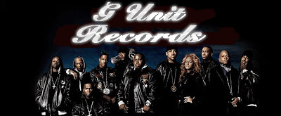 "Blog  ""G-unit Records"" Esta de Volta Com Força Total"