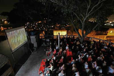 "A COOPERIFA EXIBE O FILME  ""UTOPIA E BARBÁRIE"", DE SILVIO TENDLER NO CINEMA NA LAJE"