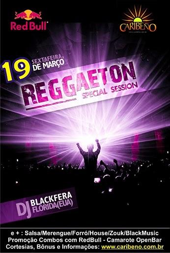 Caribeno - Reggaeton Session - Zouk, Salsa Merengue, Black Music, Forro, House