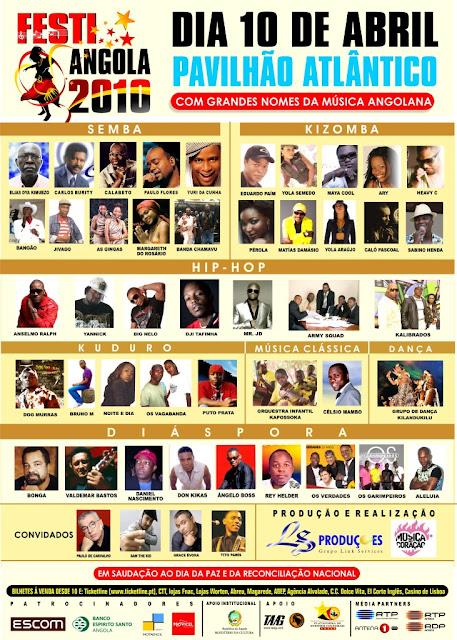 Festi Angola 2010