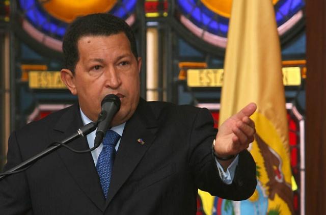 COMANDANTE HUGO CHAVEZ A LOS MEDIOS COMUNITARIOS