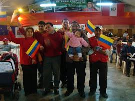PERÚ Y VENEZUELA UN SOLO CORAZÓN!!
