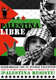 SABADO 10: TOD@S SOMOS PALESTINA