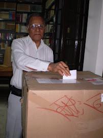 VOTACION DE LA ENMIENDA EN EL PERÚ