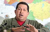 CDTE. HUGO CHAVEZ RESPONDE