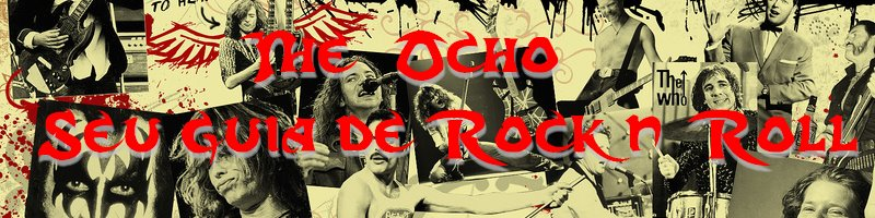 "The ""Ocho"" Seu Guia de Rock n' Roll"
